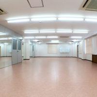 岡山市北区大供にあるレンタルダンススタジオ