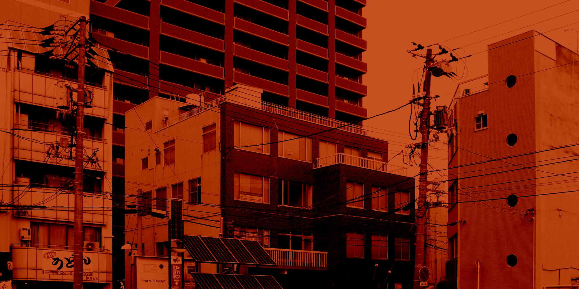 岡山市北区大供にあるレンタルスペースあかつきビル